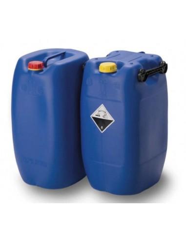 60 Liter Kanister UN-X, mit Verschluss, 3 Griffe