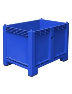800 x 1200 mm, Großbox mit Füßen, flüssigkeitsdicht