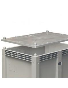 Deckel 800 x 1200 mm zu Großboxen flüssigkeitsdicht