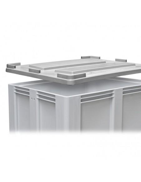 Deckel 1000 x 1200 mm zu Großboxen flüssigkeitsdicht Hygiene