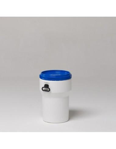 40 Liter Curtec Deckelfass nestbar