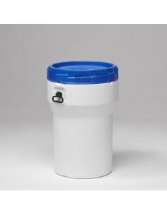 150 Liter Curtec Deckelfass nestbar