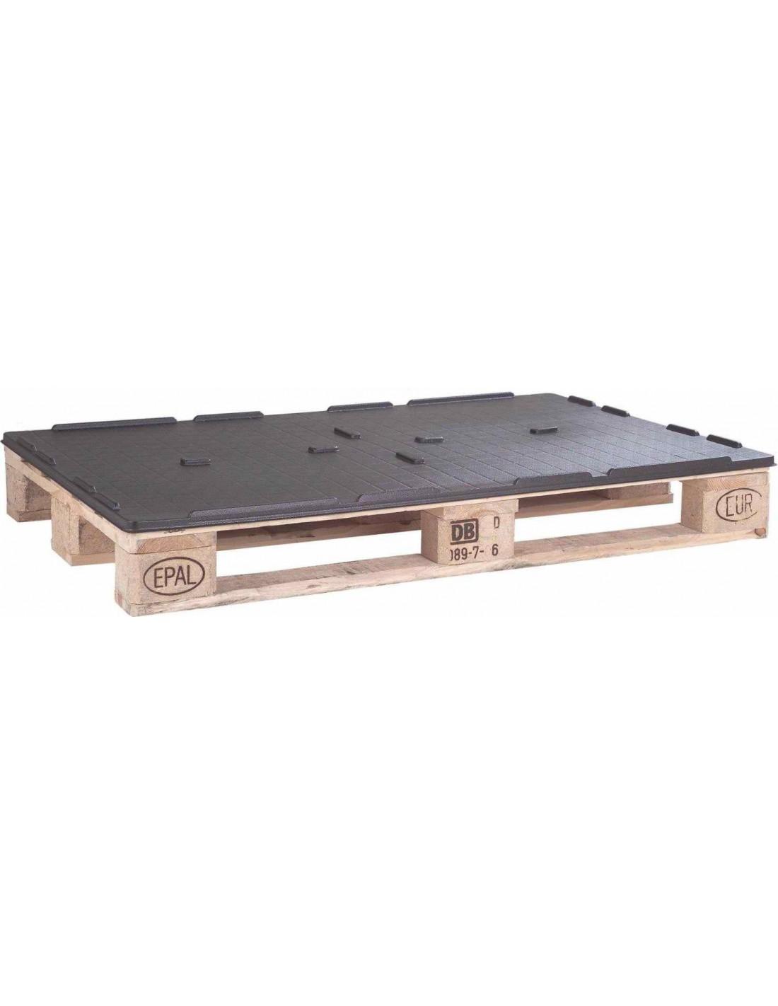 800 x 1200 mm Palettenüberzug für Holzpaletten