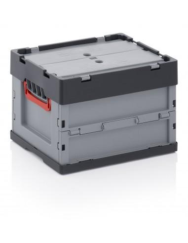 400 x 300 x 270 mm, Faltbox mit Deckel