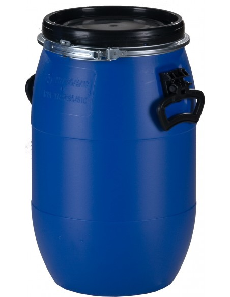 30 Liter Kunststoffdeckelfass