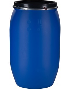 220 Liter, Kunststoffdeckelfass