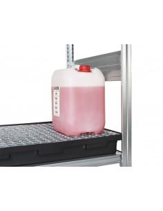 40 Liter, Regalwanne