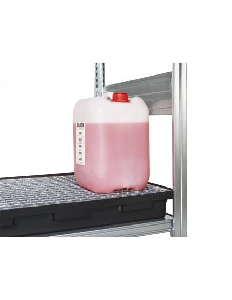 40 Liter Regal-Auffangwanne ohne Rost