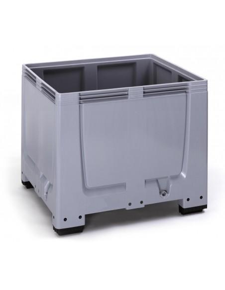 1000 x 1200 x 1000 mm, Großbox mit 4 Füßen