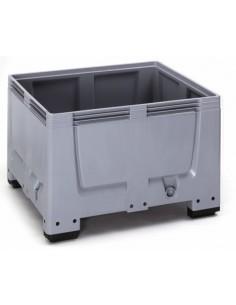 1000 x 1200 x 790 mm, Großbox mit 4 Füßen