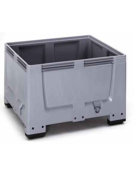 1000 x 1200 x 790 mm Großbox mit 4 Füßen