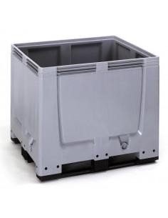 1000 x 1200 x 1000 mm, Großbox mit 3 Kufen