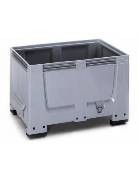 800 x 1200 x 790 mm, Großbox mit 4 Füßen