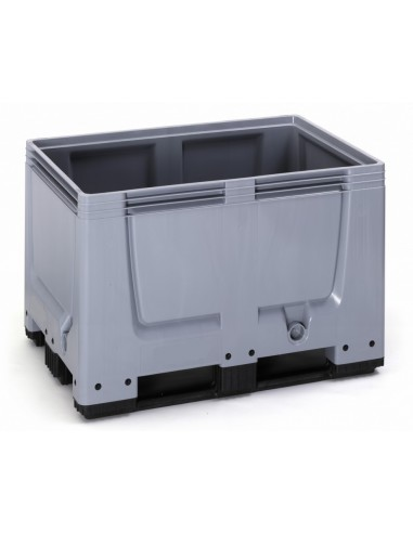 800 x 1200 x 790 mm Großbox mit 3 Kufen