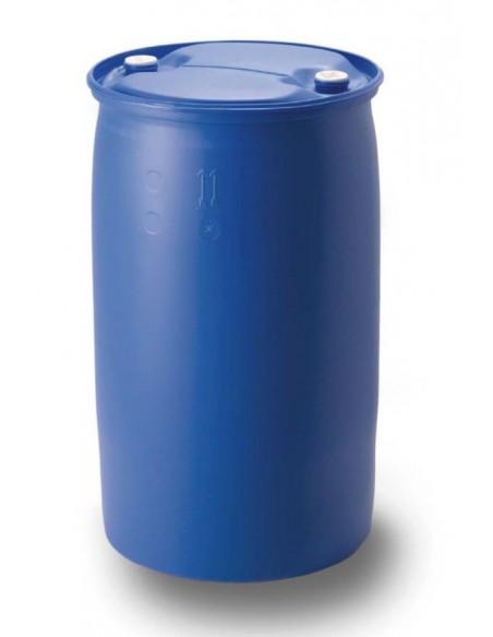 220 Liter Spundfass blau