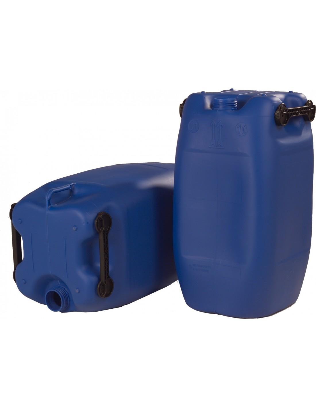 60 Liter Kanister UN-X, ohne Verschluss, 3 Griffe