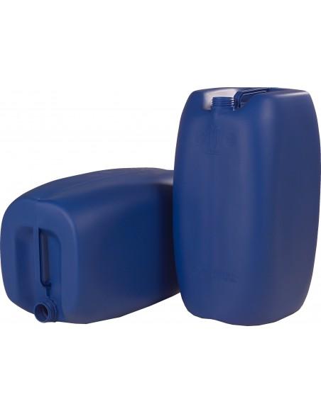 60 Liter Kanister UN-X, ohne Verschluss, Mittelgriff