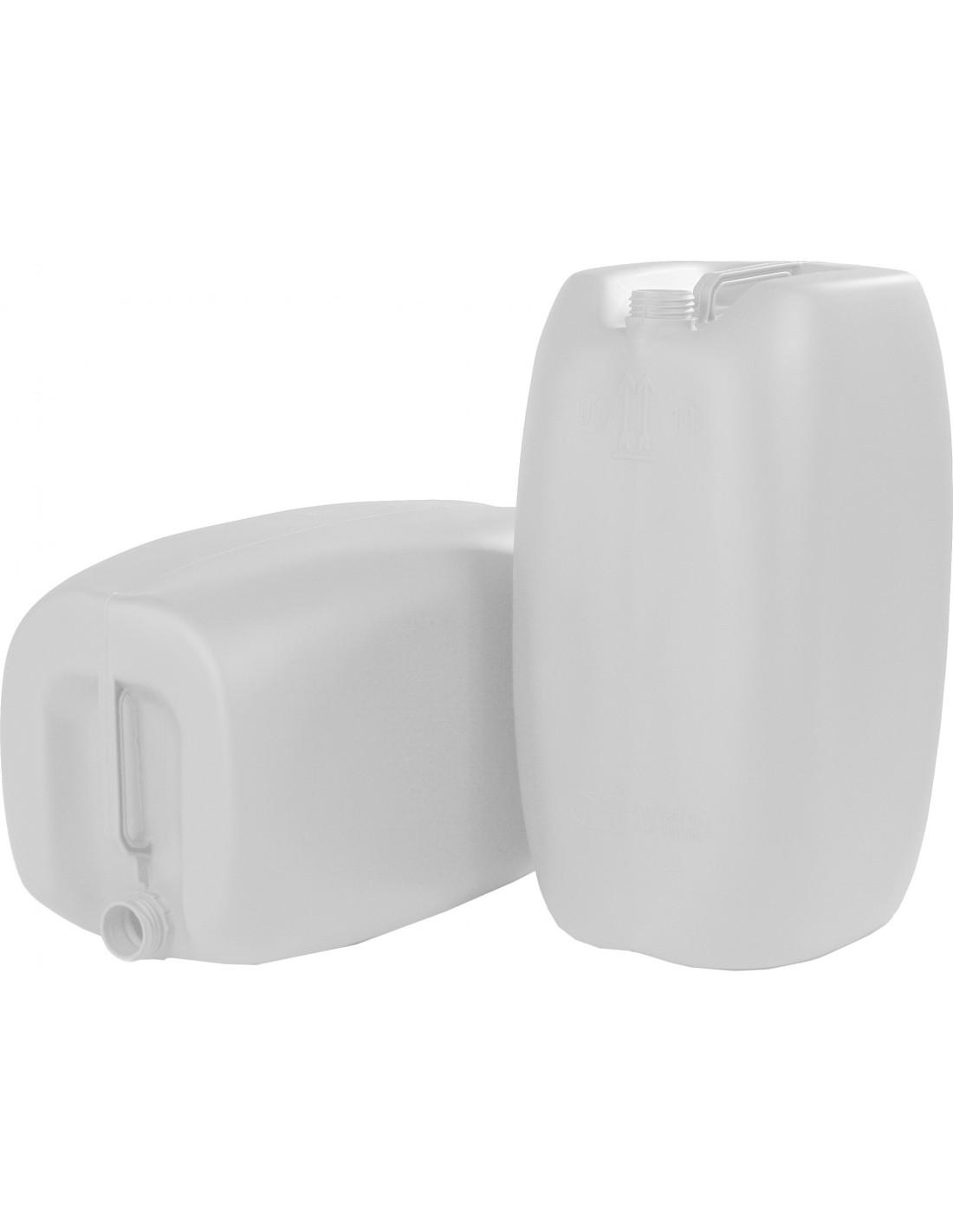 60 Liter Kanister UN-X ohne Verschluss, Mittelgriff