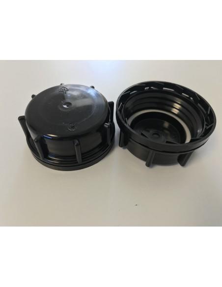 Originalitätsverschluss SK 51-OV für 5-10 Liter Kanister schwarz
