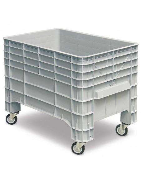 Volumenbox 1030 x 630 x 670 mm mit 4 Rollen