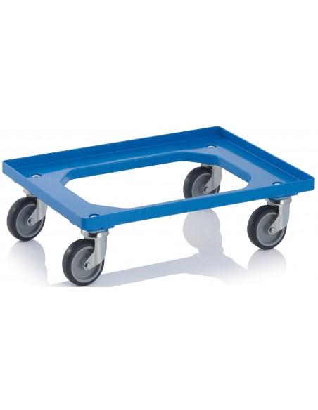Transportroller blau 620 x 420 mm