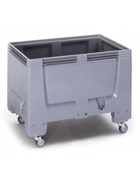 800 x 1200 x 790 mm Großbox mit Rollen