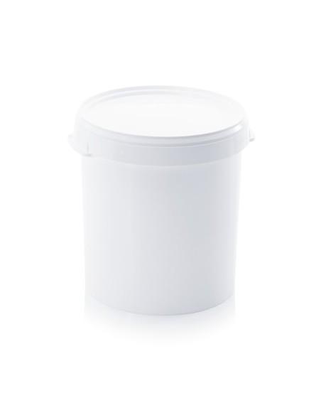 30 Liter Kunststoffeimer mit Deckel