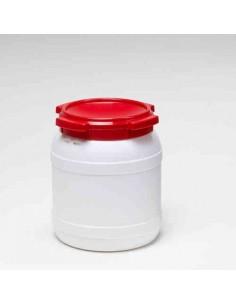 15,4 Liter, Weithalsfass