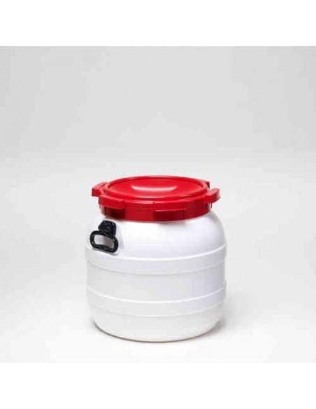 Curtec 42 Liter Weithalsfass mit Schraubdeckel
