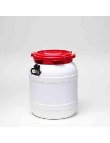 Curtec 55 Liter Weithalsfass mit Schraubdeckel