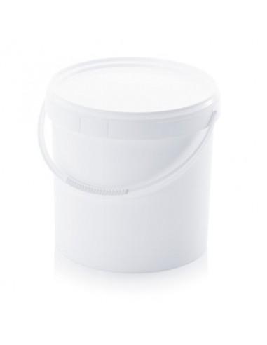 18 Liter Kunststoffeimer mit Deckel