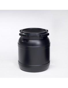 15 Liter, Weithalsfass